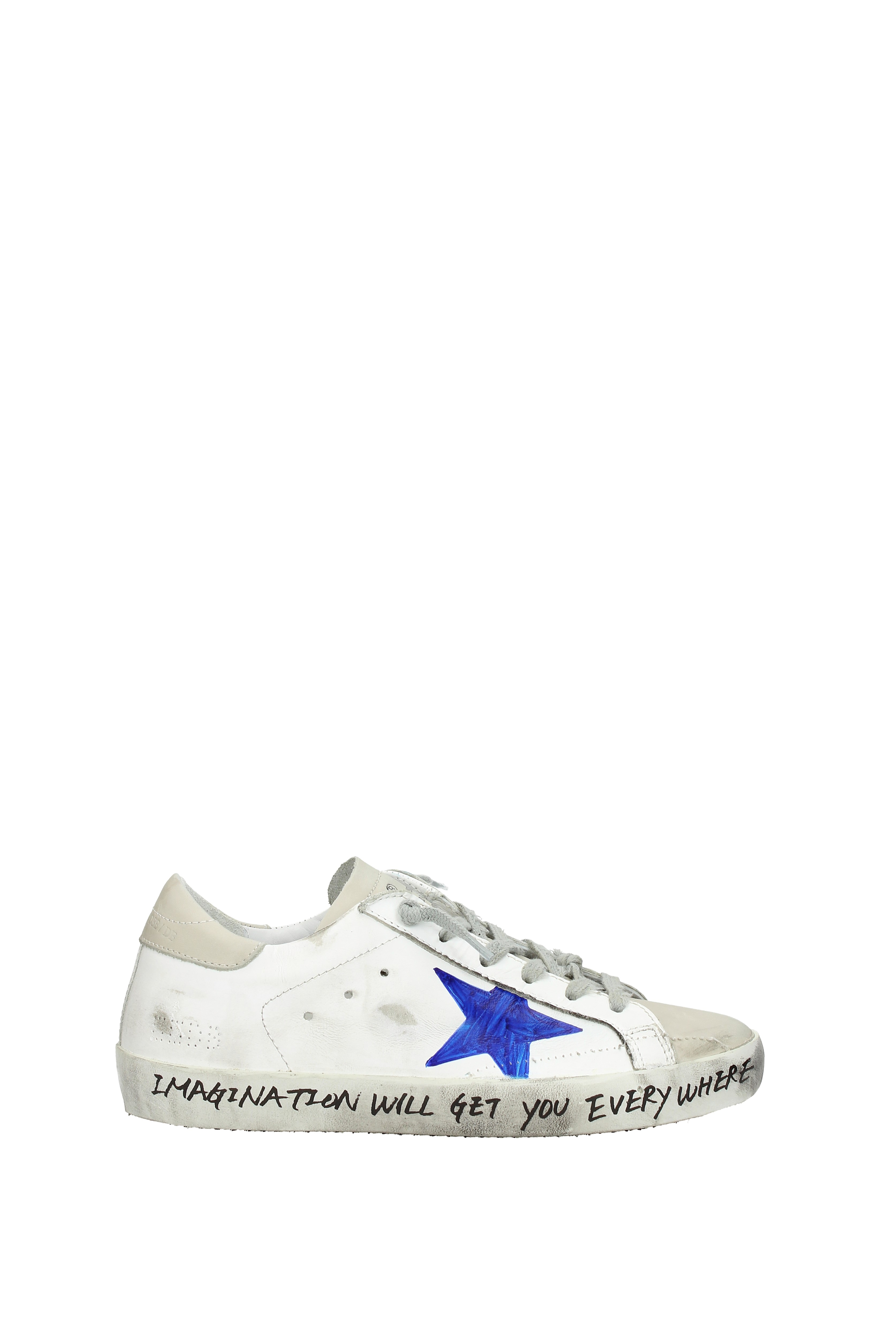 Sneakers Golden Leder Goose Women -  Leder Golden (PELLECOLOREG33WS590) ba2d0a