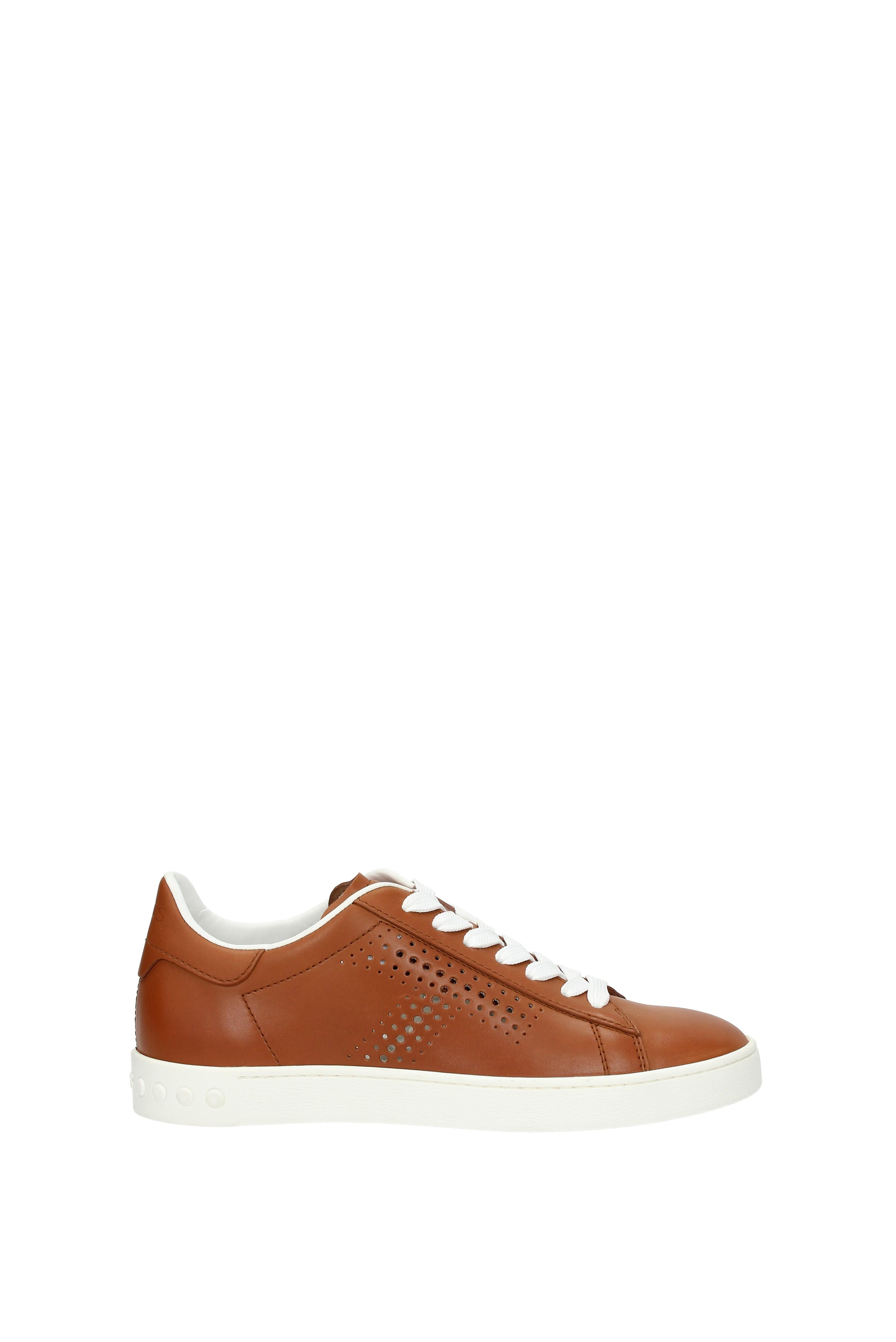 Sneakers Tod's Damens - Leder Leder - (XXW12A0T490D90) f23209