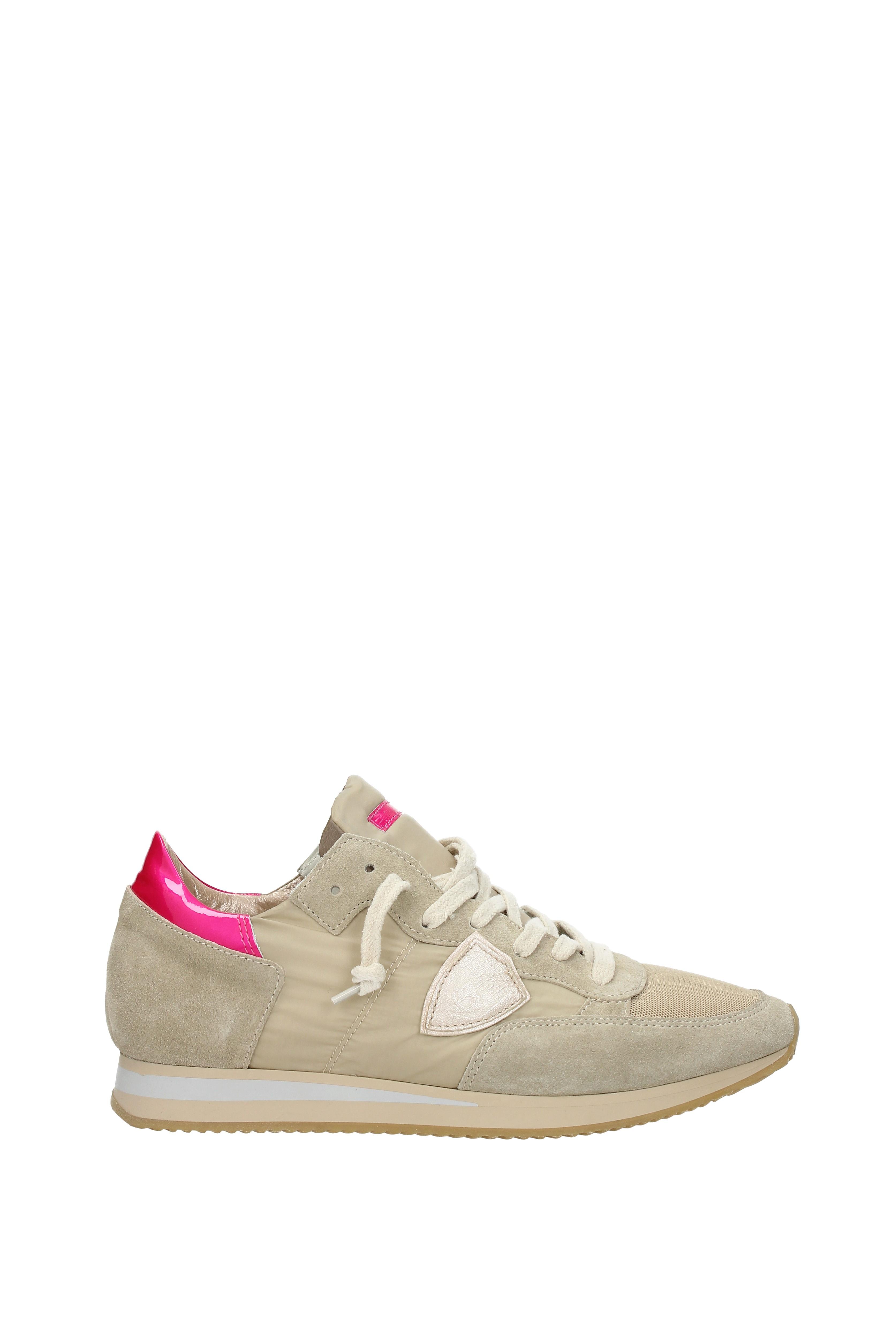 Sneakers Philippe Model - tropez Women - Model Fabric  (TRLDWX) ee43fe