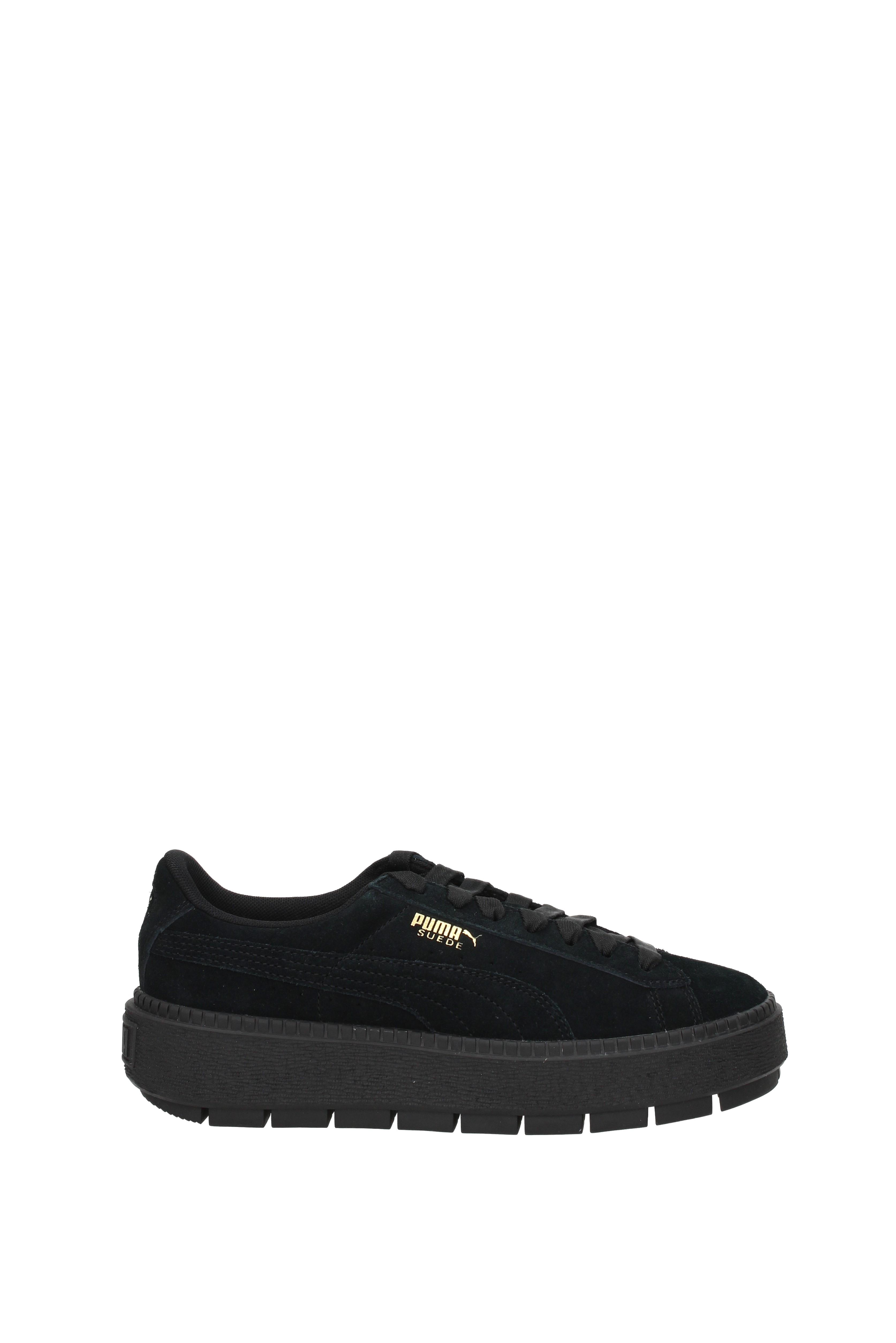 Femme Suede Platform Trace Sneakers 365830 Puma PZA8Wxv