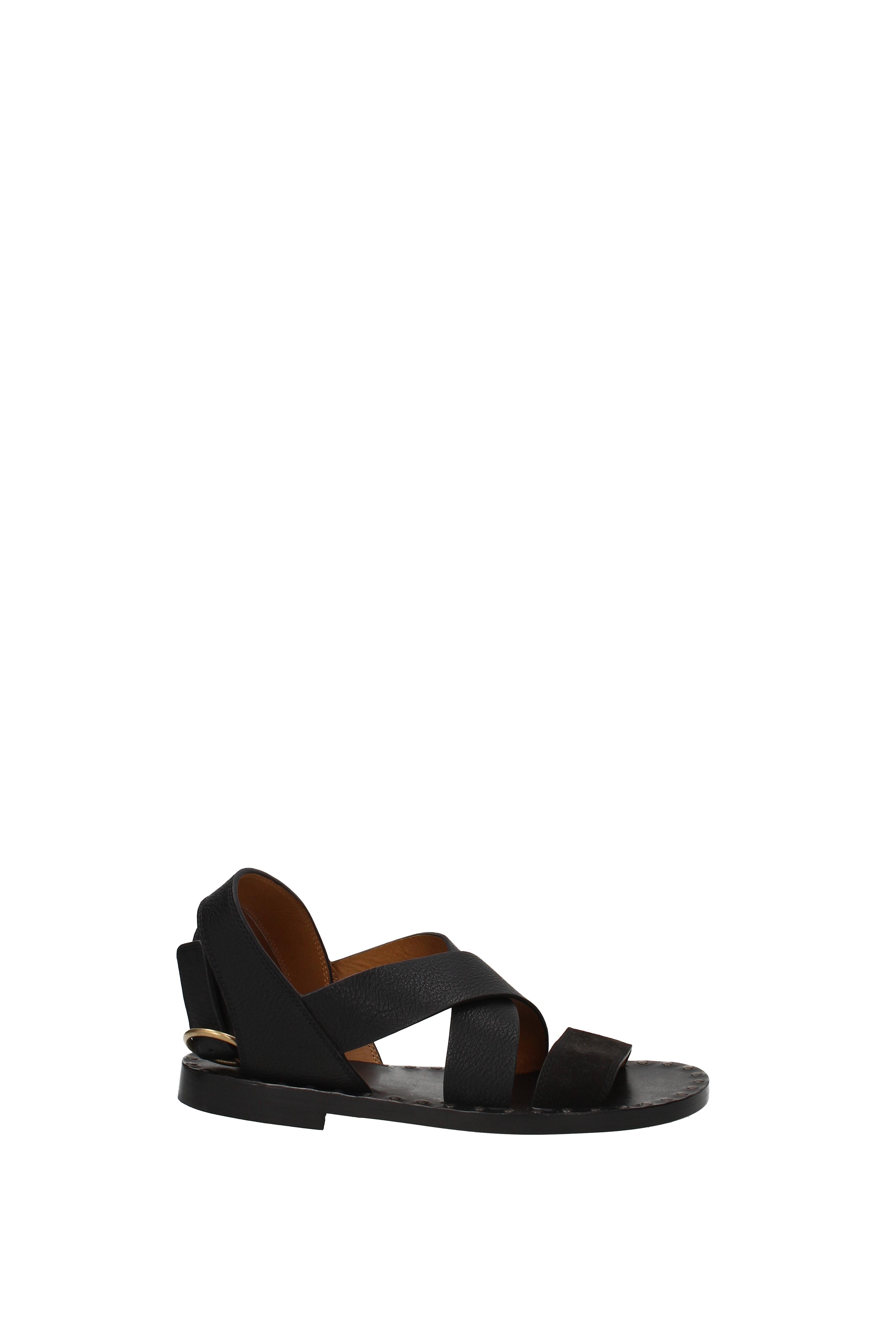 Sandals Women Chloé Women Sandals -  Leder (CH30152E18) c3574a