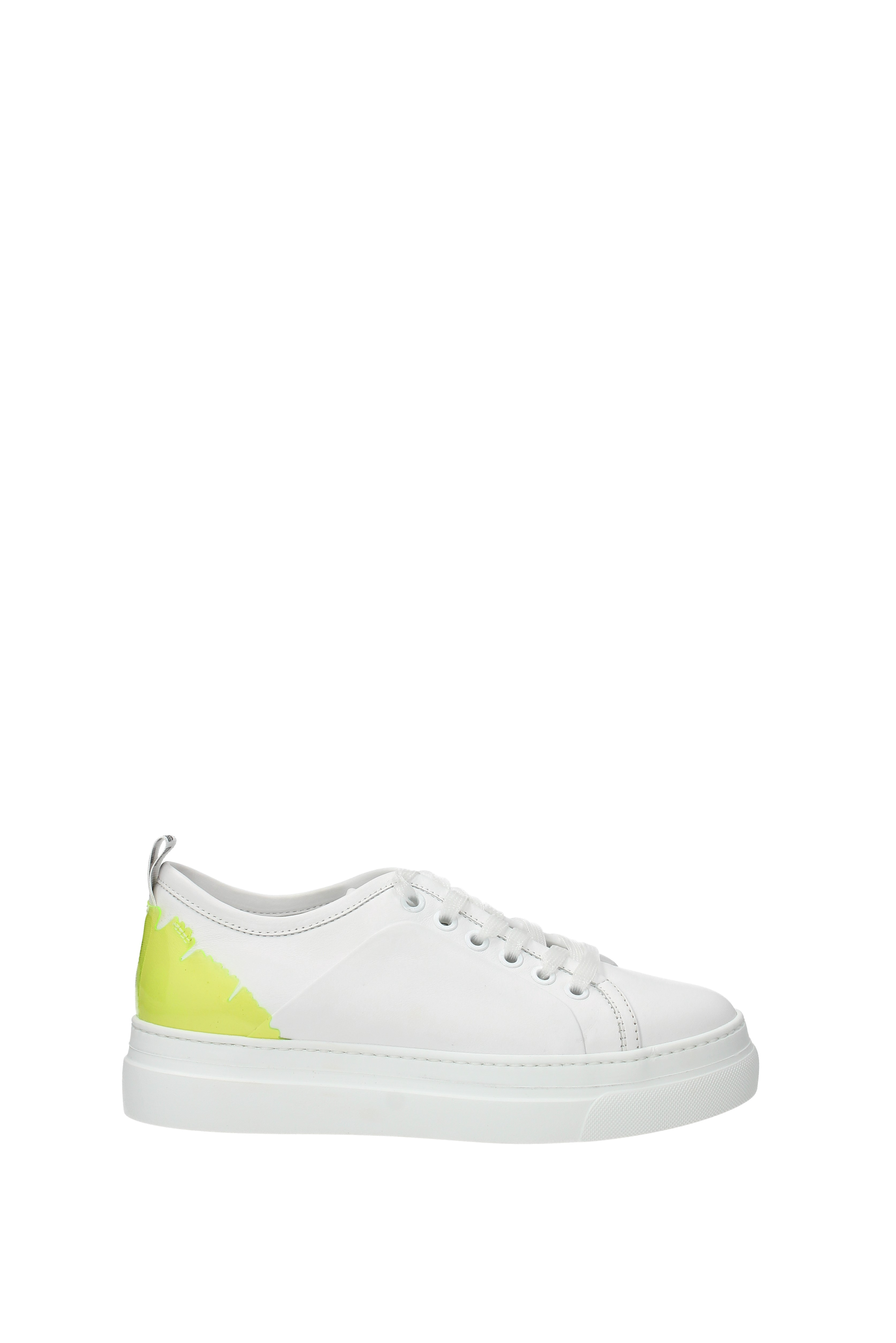 Sneakers MSGM Leder Women -  Leder MSGM (2441MDS02) 83a6a0