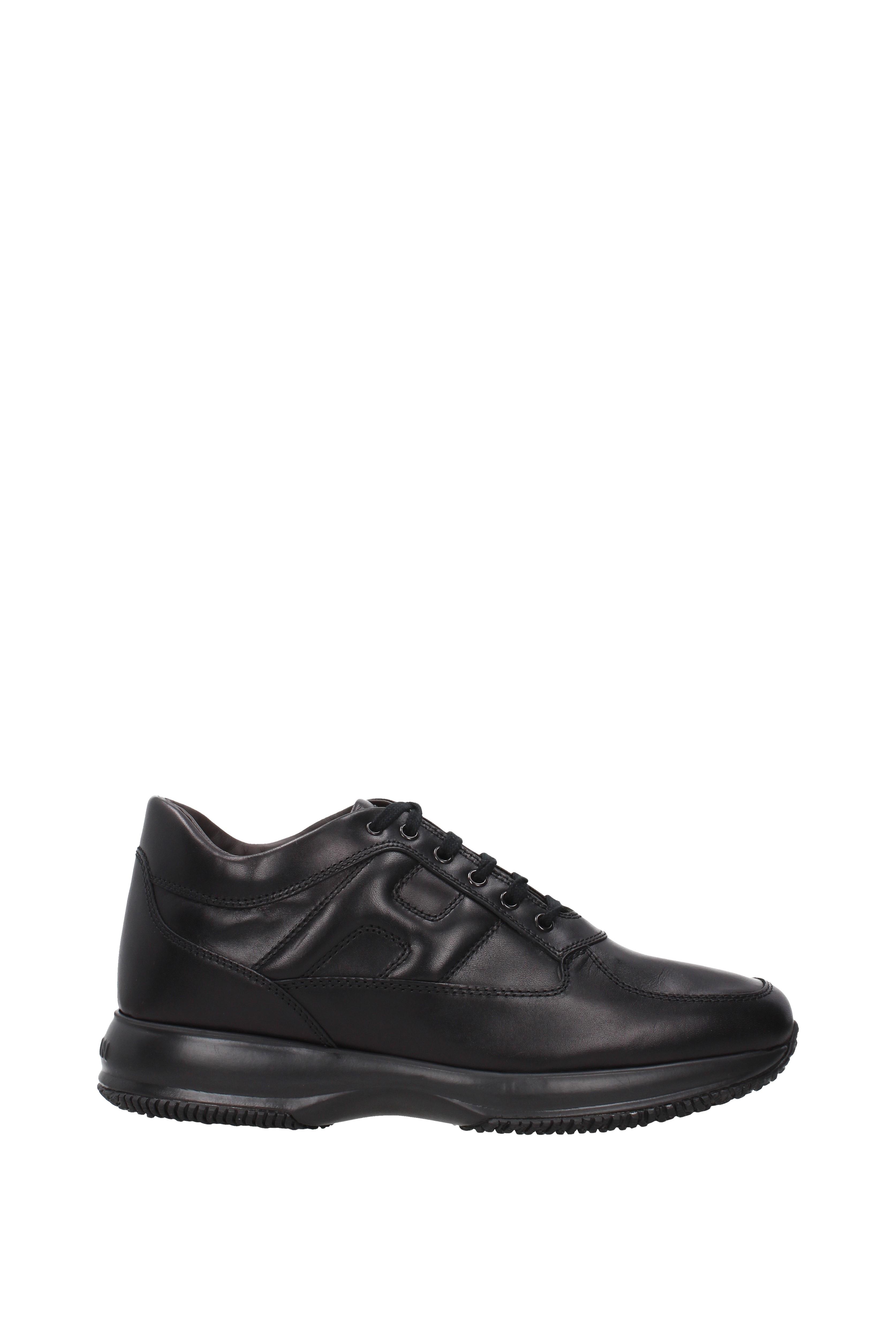 scarpe scarpe scarpe da ginnastica Hogan Interactive Uomo-PELLE (HXM00N00010NB0) 43f451