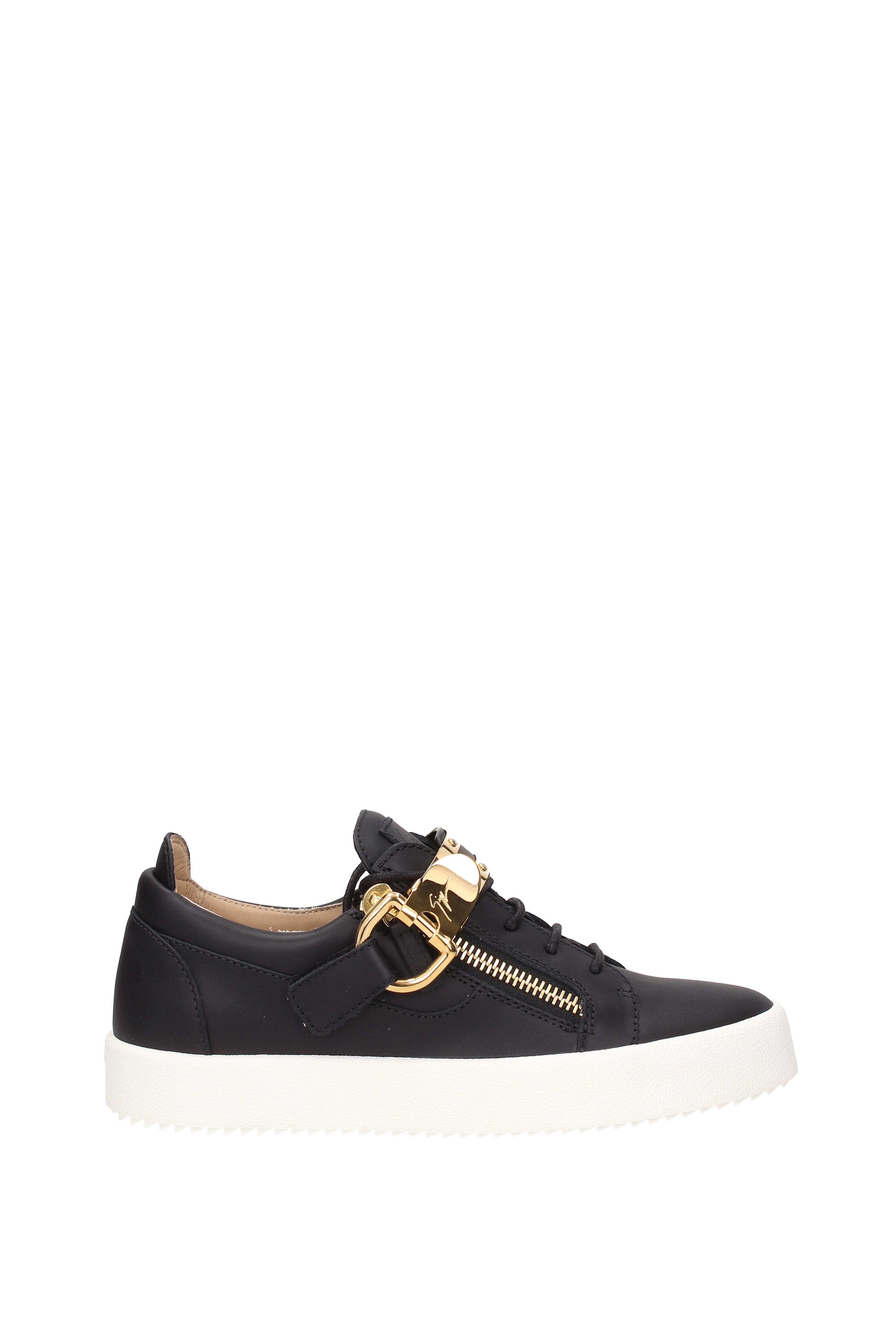May London Leather SneakersGiuseppe Zanotti qDzfsBdQ