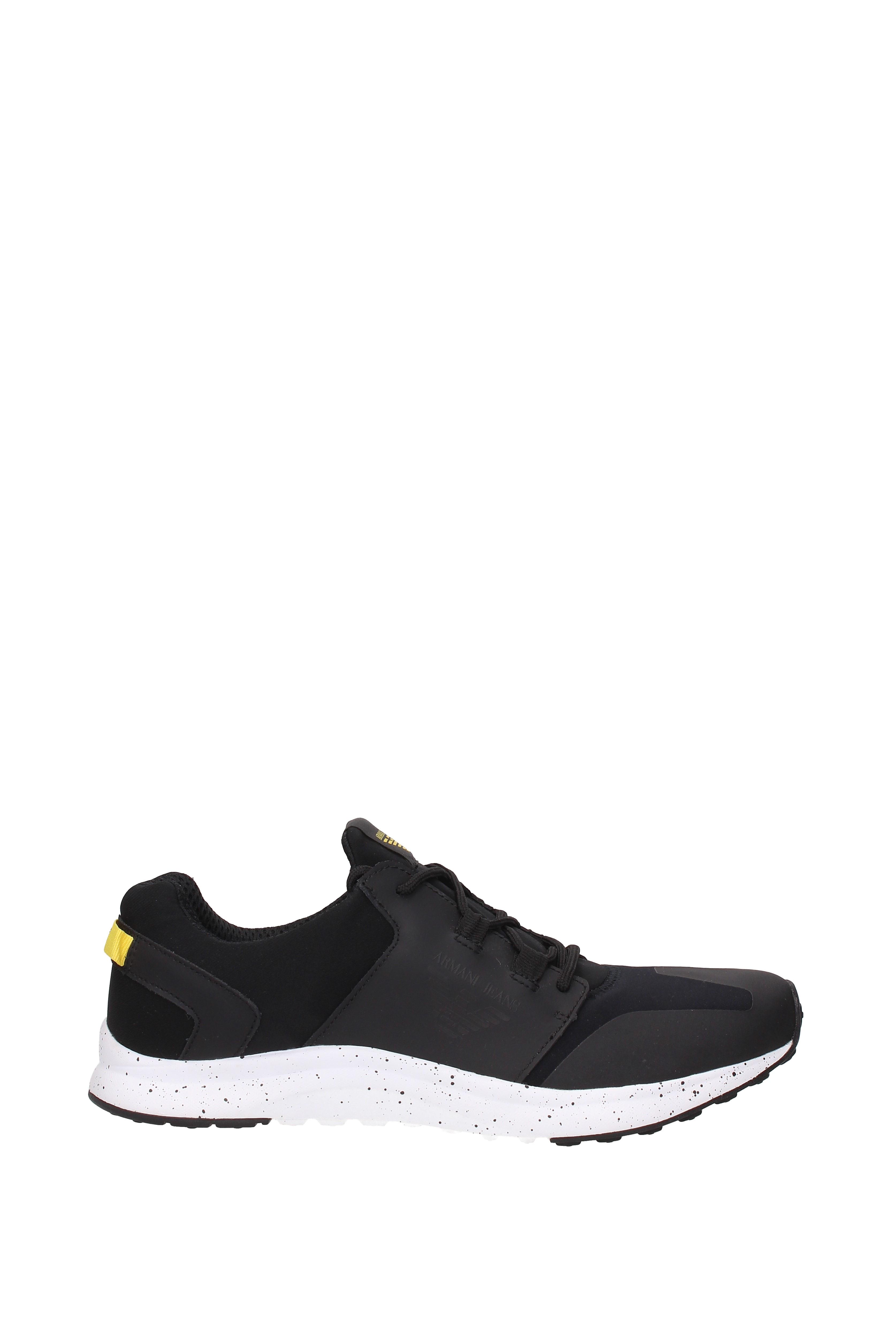 Scarpe casual da uomo  Sneakers Armani Jeans uomo - Fabric  (9350377P416)