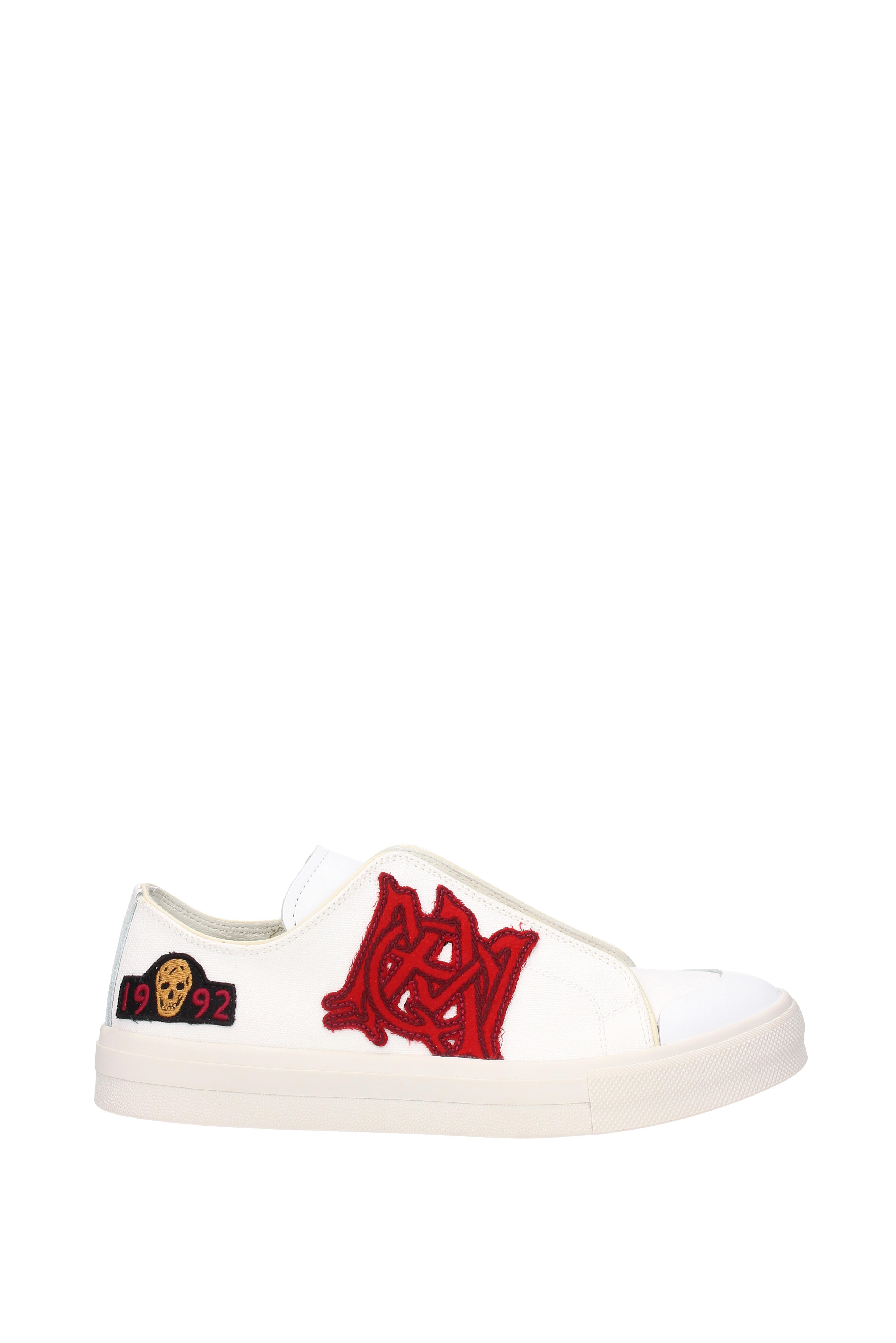 Scarpe casual da uomo  Sneakers Alexander McQueen uomo - Fabric  (457335WHJ8C)