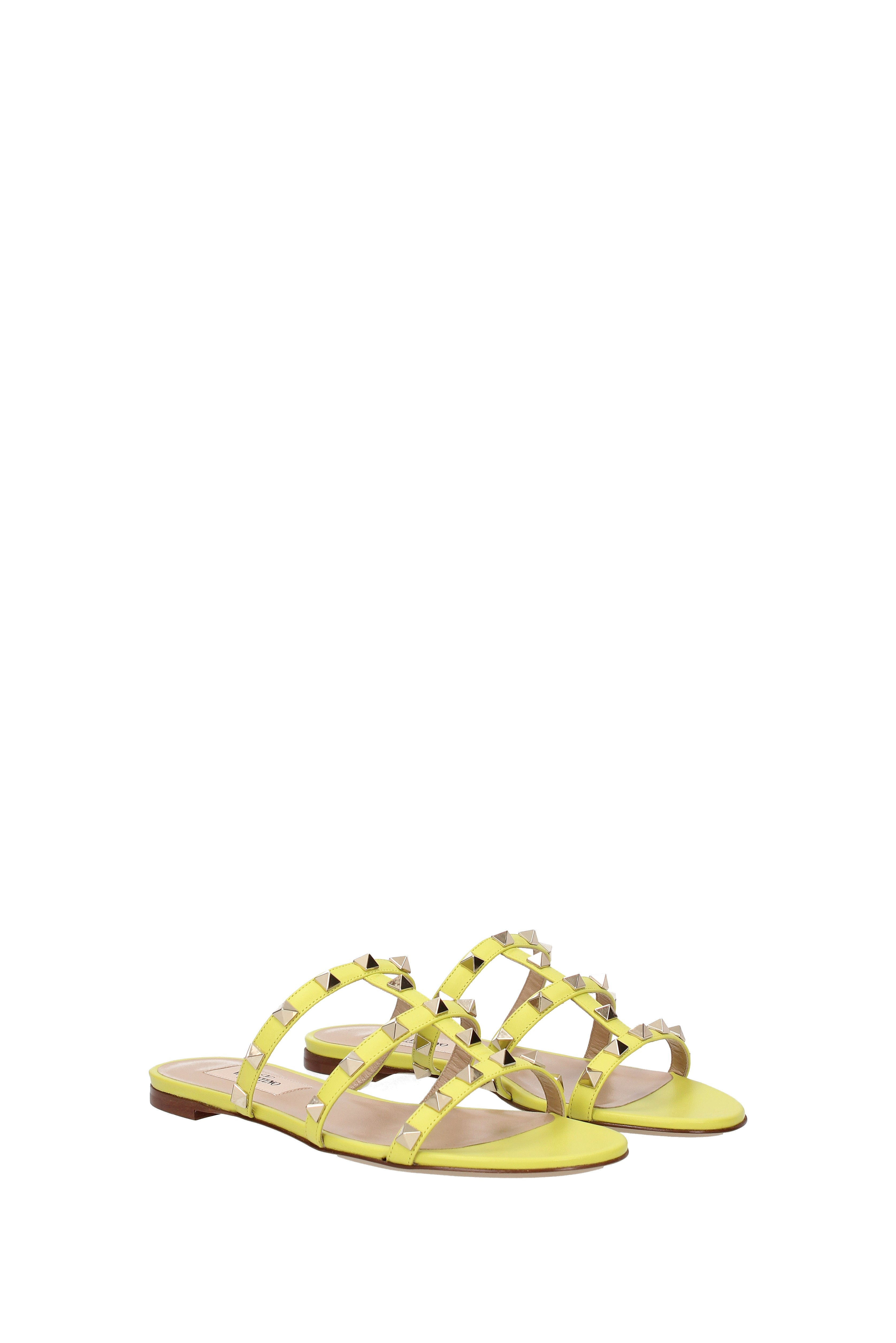 Slippers and and Slippers clogs Valentino Garavani Donna - Pelle (0S0C49VOD) 9be4a0