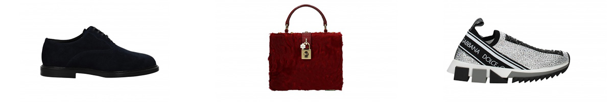 Dolce & Gabbana: shoes and bags at outlet prices | B-Exit