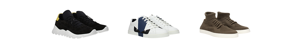 Fendi Sneakers Outlet