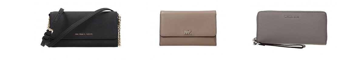 michael kors wallet price